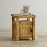 Masivny nočný stolík 50x45x60