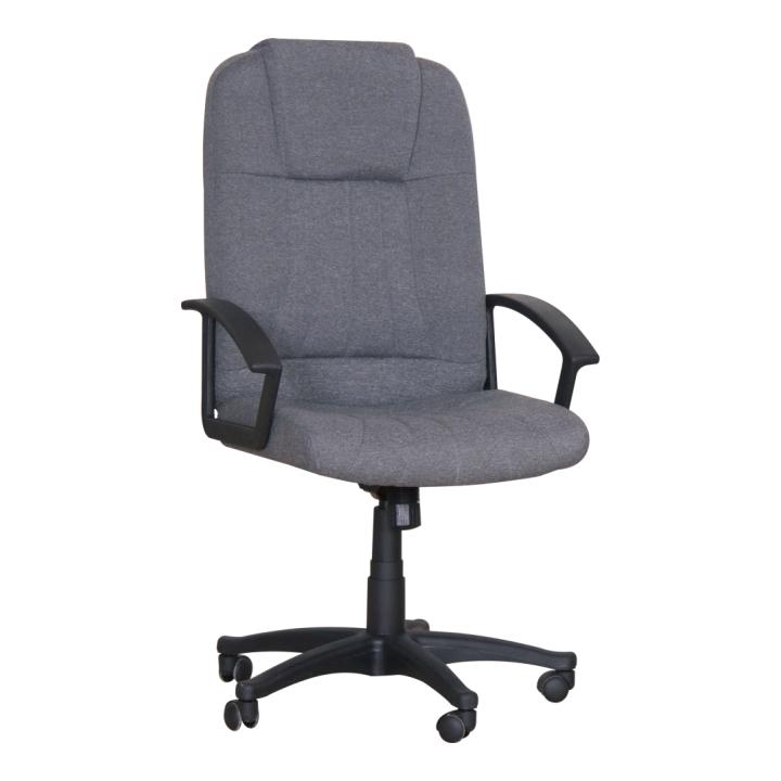Kancelárska stolička TC3-7741  SIVA L2520 LATKA