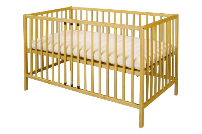 Detská posteľ LK 143 (masív)