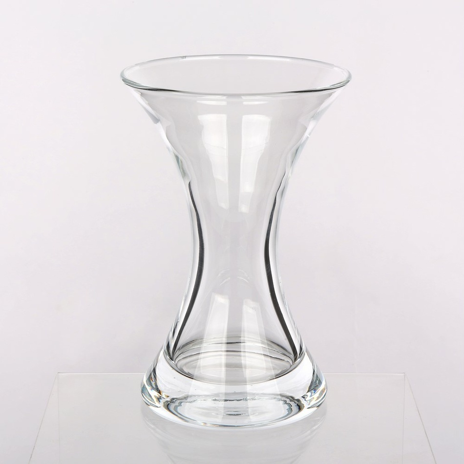 Altom Sklenená váza Lisa, 15 cm