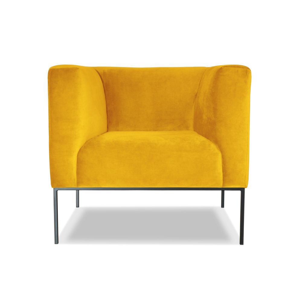 Žlté kreslo Windsor & Co. Sofas Neptune