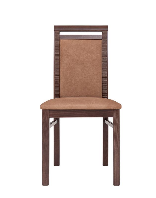 Jedálenská stolička Senegal   Farba: dub wenge hnedý