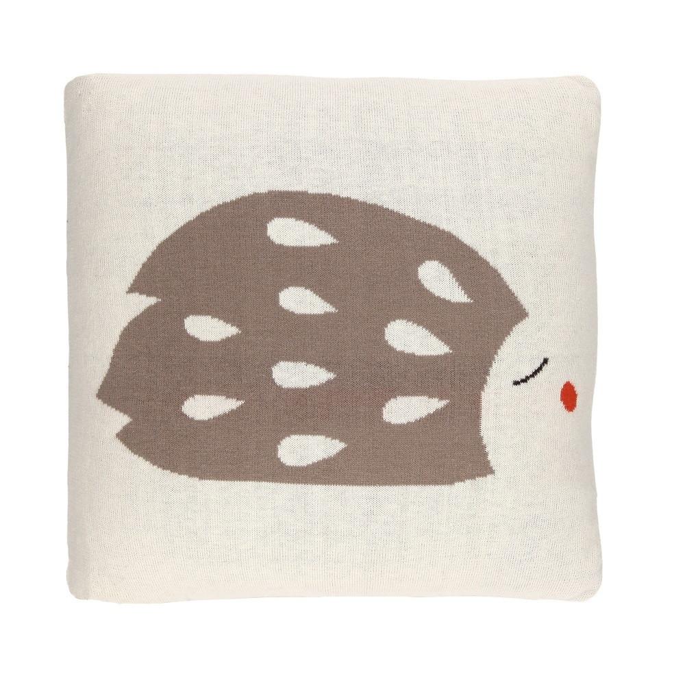 Obojstranný vankúš Art For Kids Hedgehog
