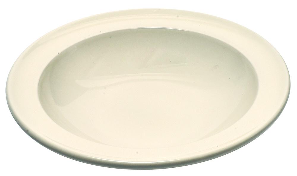 Hlboký tanier Emile Henry slonová kosť 22 cm