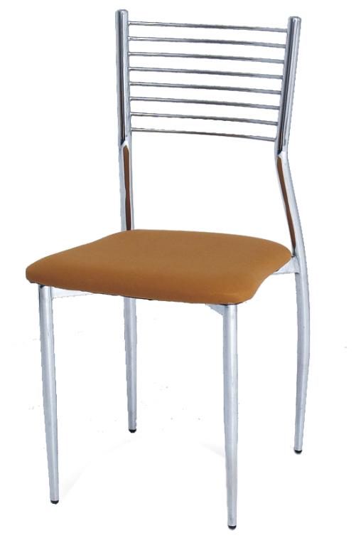 Jedálenská stolička Zaira TC-366 hnedá