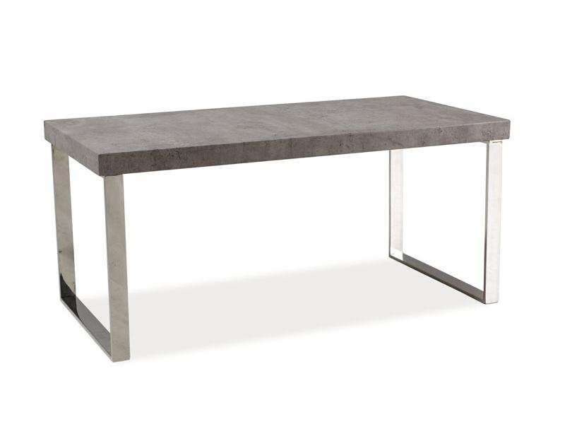 Konferenčný stolík Rosa (sivá)