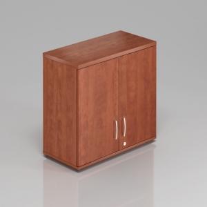 Rauman Kancelárska skriňa nadstavbová Visio, 80x38,5x75 cm, dvere 2/2 SN282 03