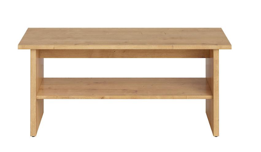 Konferenčný stolík Porto LAW/115   Farba: dub prírodný burlington