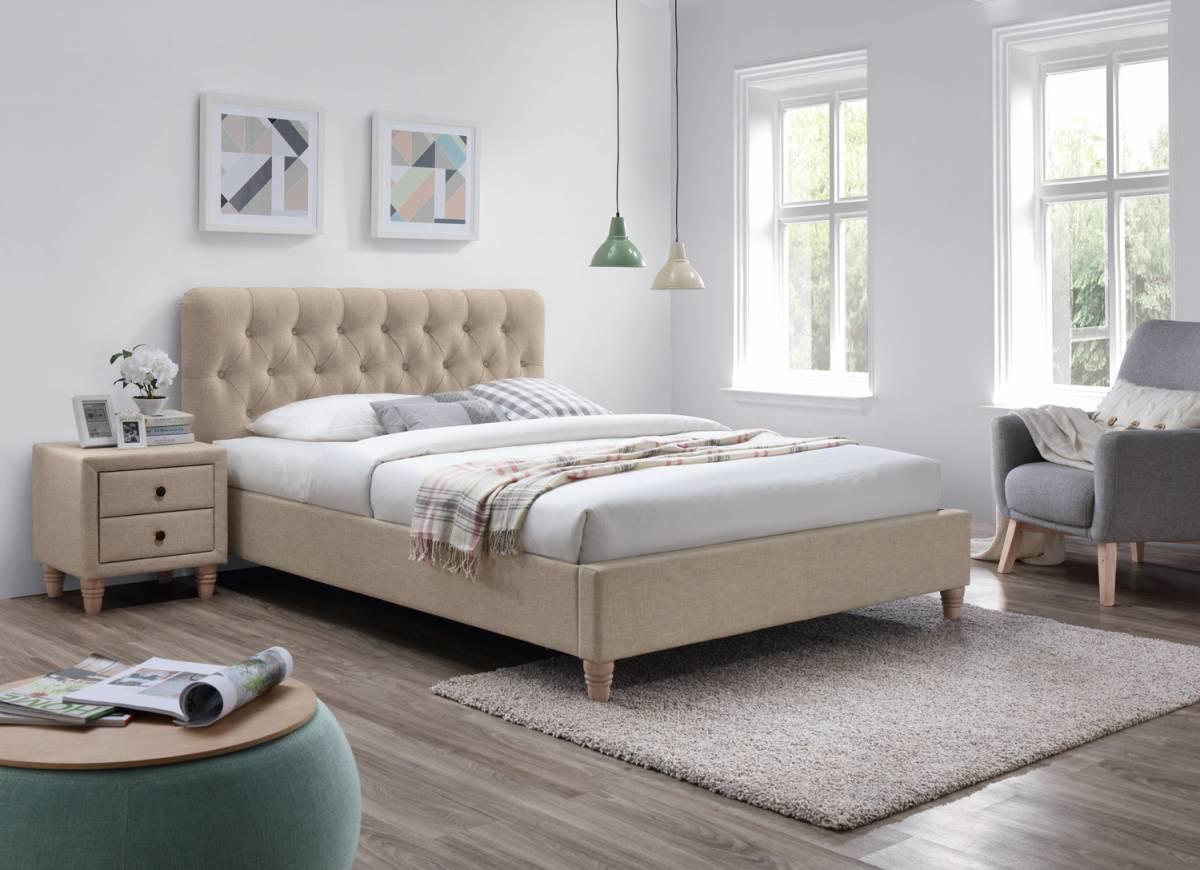Čalúnená posteľ MARIKA 180