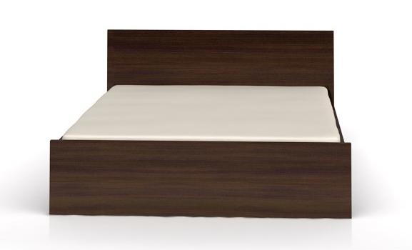 Manželská posteľ 140 cm Doors HLOZ/140