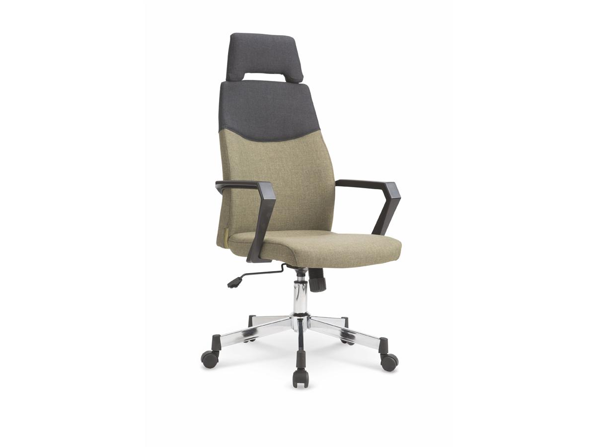 Kancelárska stolička Olaf (zelená + čierna)