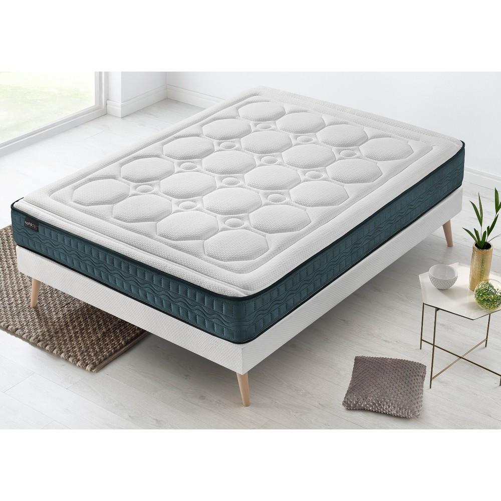 Dvojlôžková posteľ s matracom Bobochic Paris Tendresso, 160 x 200 cm