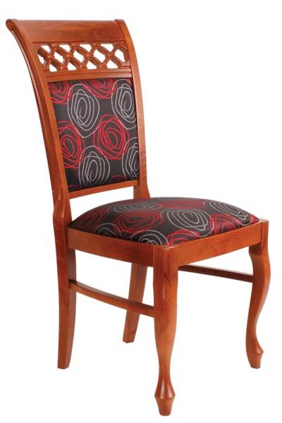 Bradop Drevená stolička Slavena, masív buk Z99