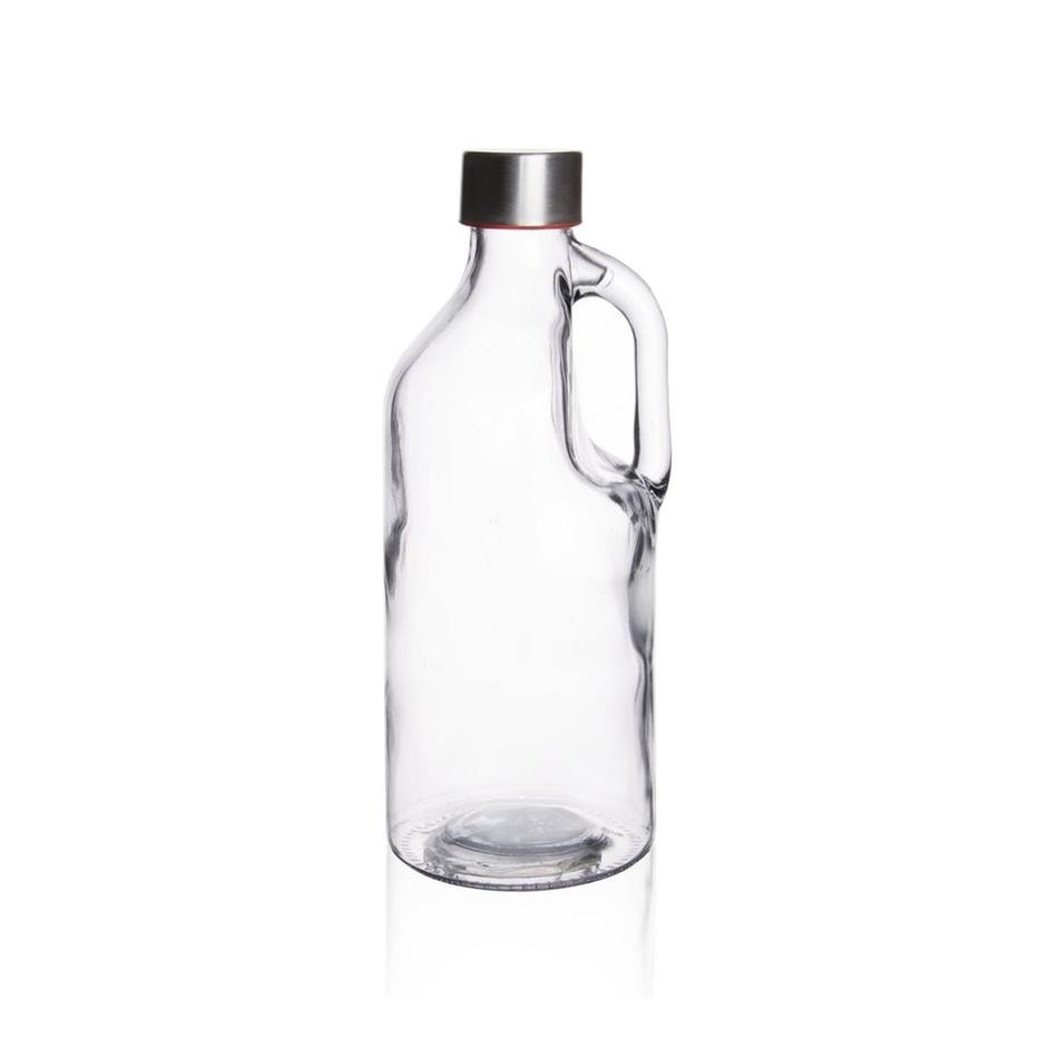 Orion Sklenená fľaša s viečkom Truely, 1,15 l