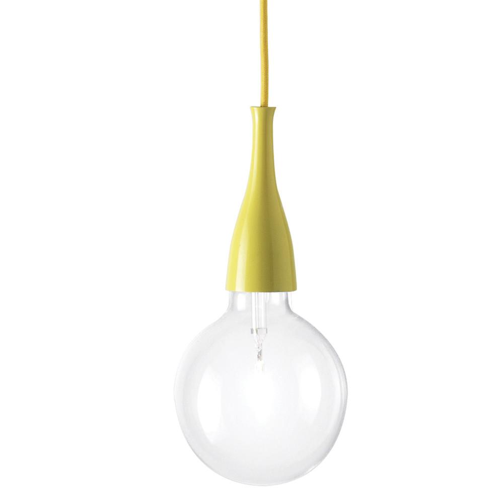 Závesné svietidlo Evergreen Lights Crido City Yellow