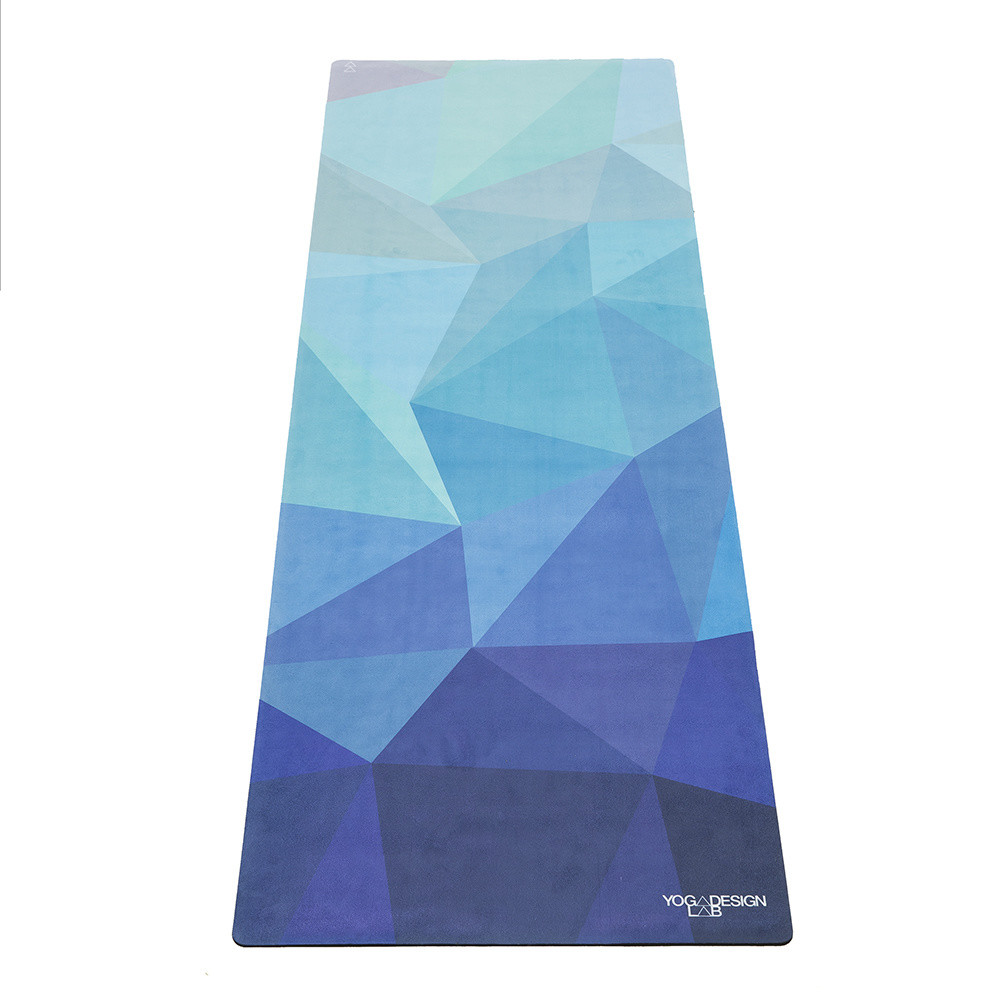 Podložka na jogu Yoga Design Lab Commuter Geo B