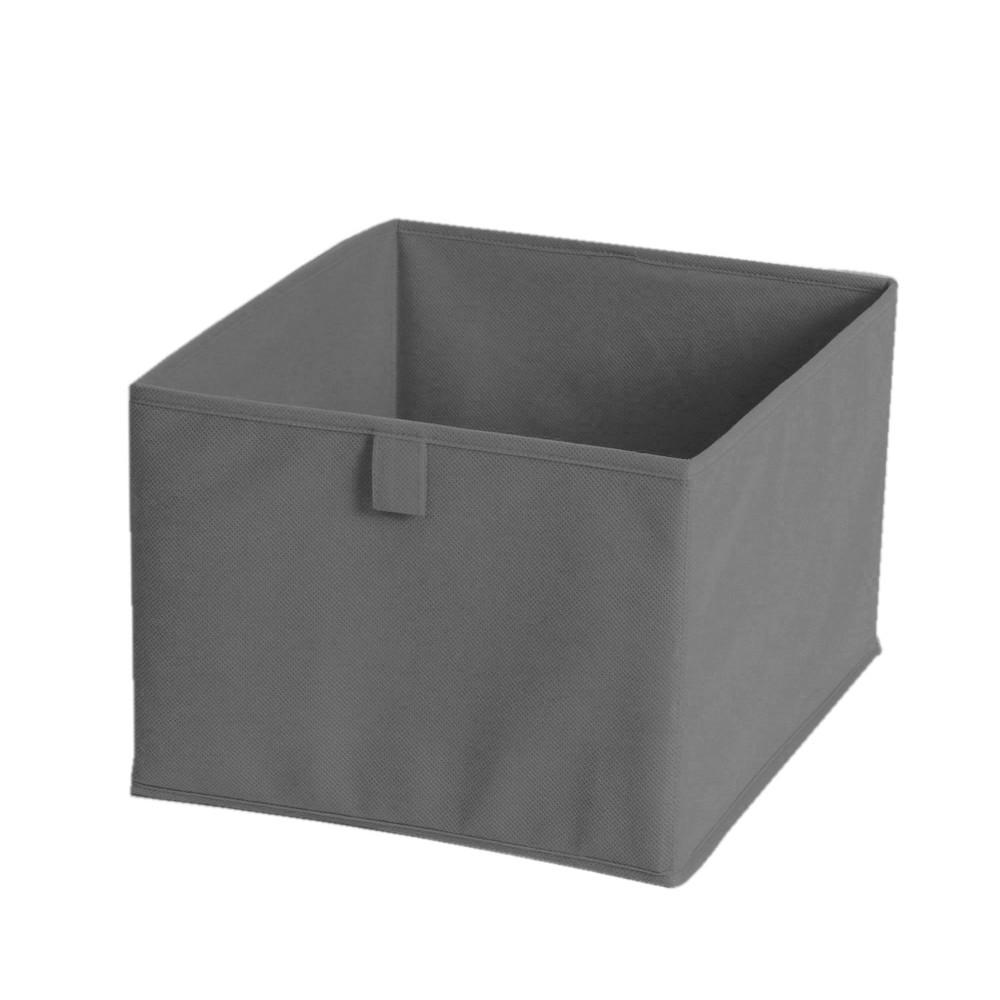 Textilná zásuvka/box Drawer Grey,30x30cm
