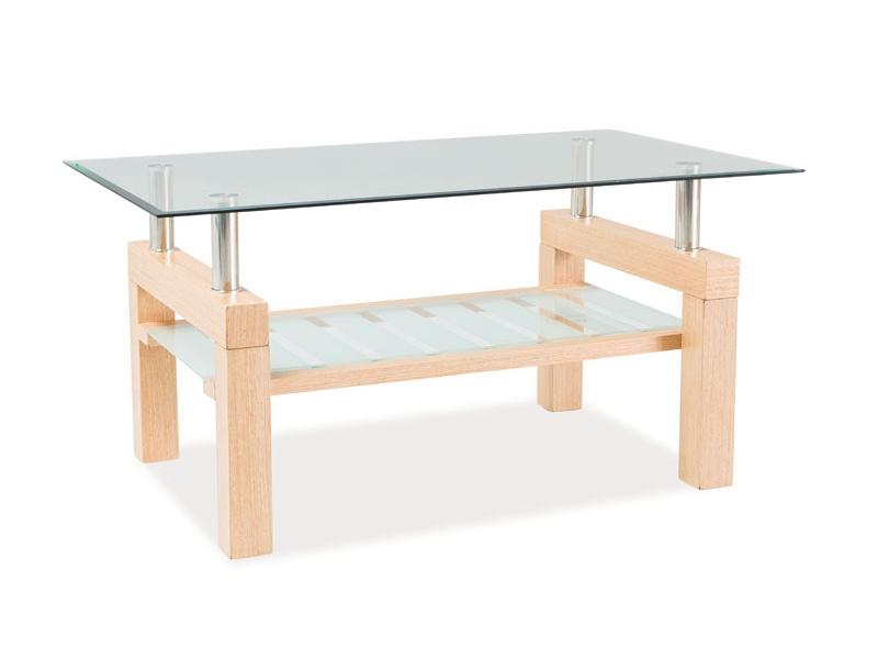 Konferenčný stolík Torino (dub)