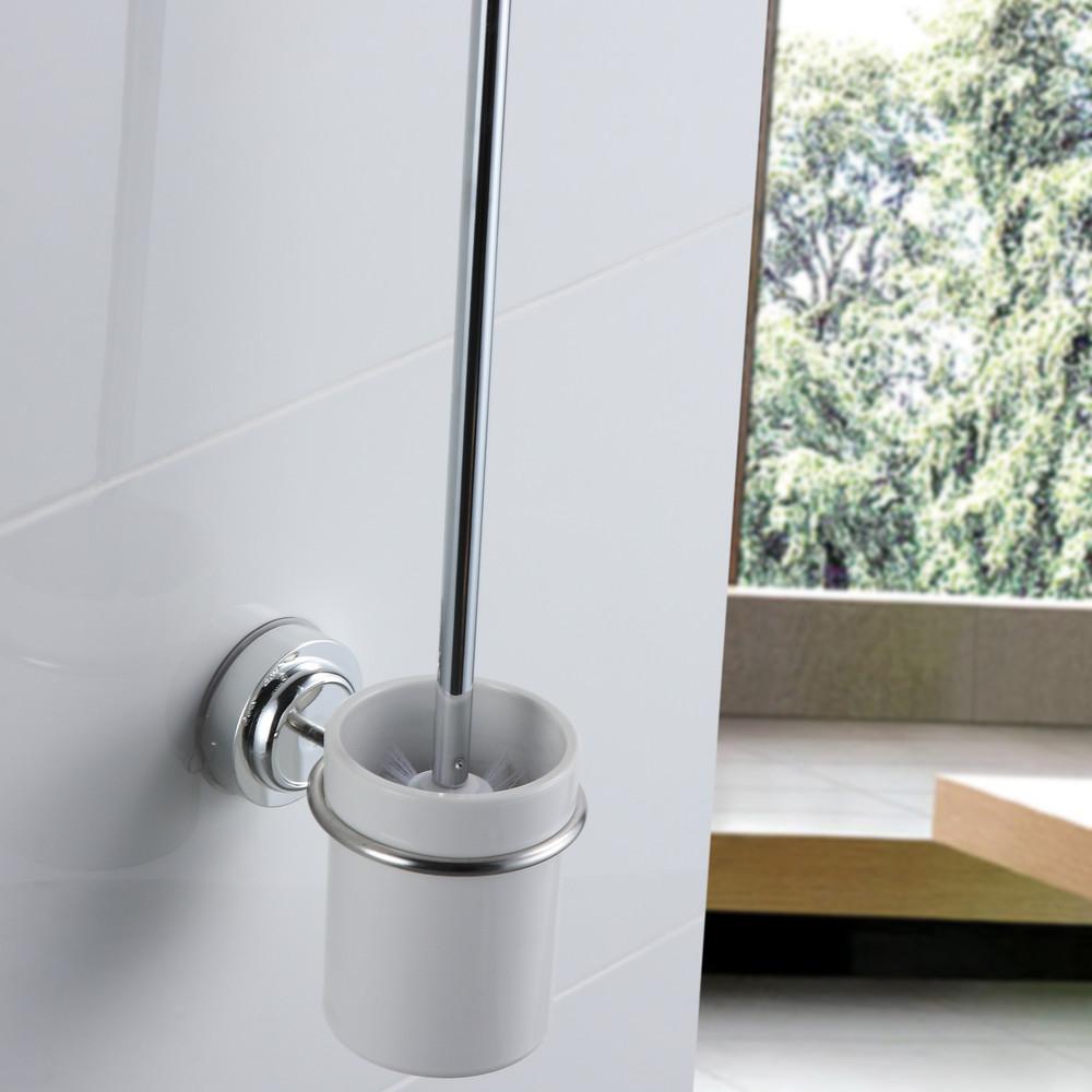 Nástenná WC kefa bez nutnosti vŕtania ZOSO Brush
