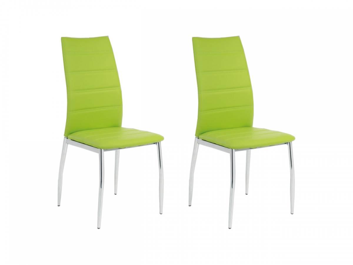 Set 2 ks. jedálenských stoličiek AC-1295 LIM *výpredaj