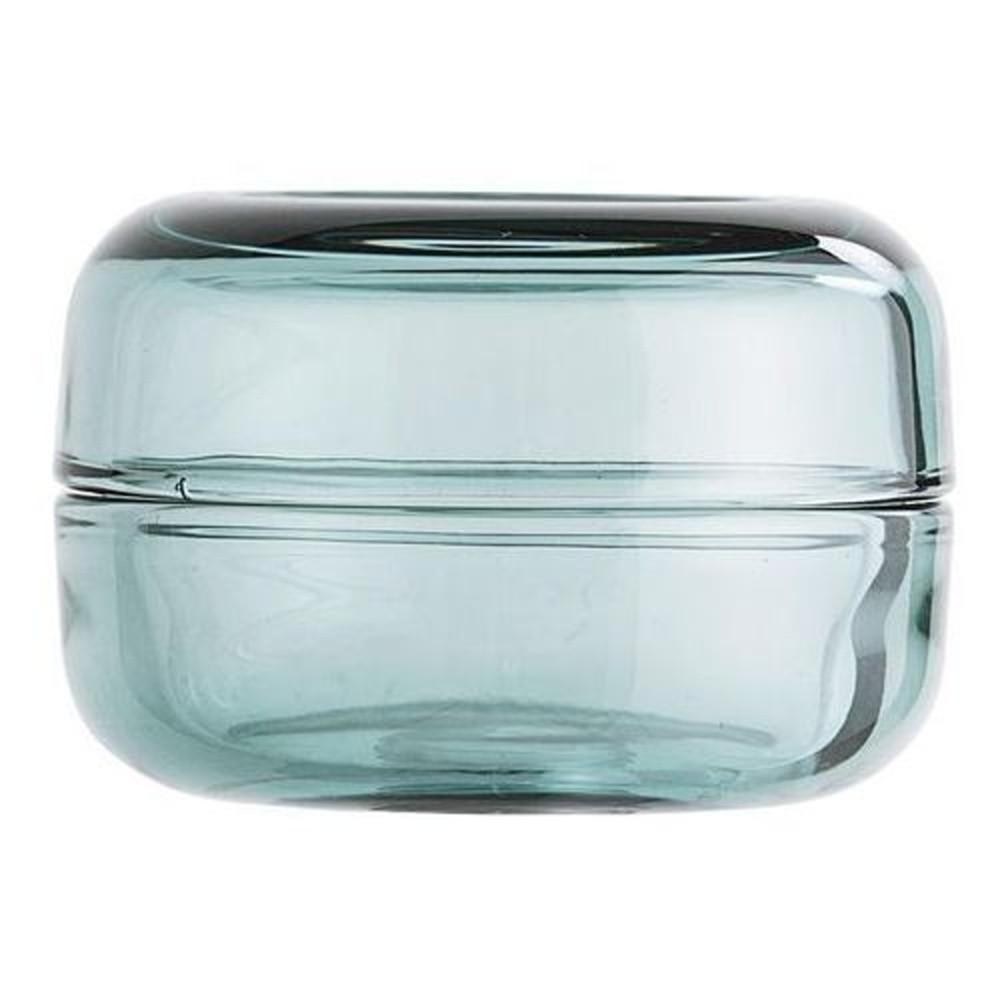 Sklenená dóza s viečkom Bloomingville Jar