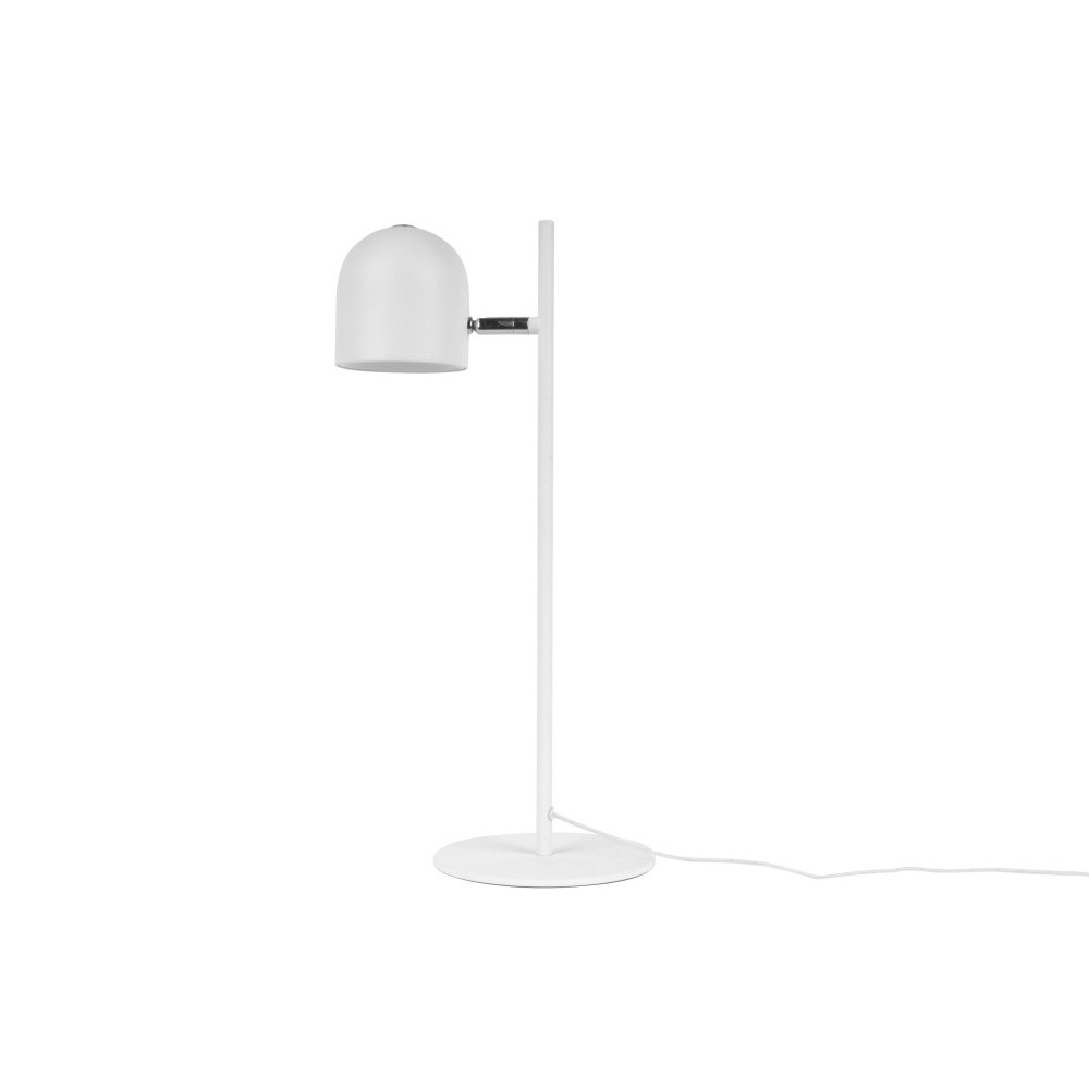 Biela stolová lampa Leitmotiv Delicate