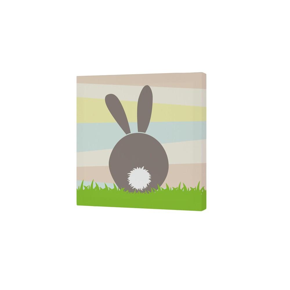 Obraz Little W Little Rabbits B, 27×27cm