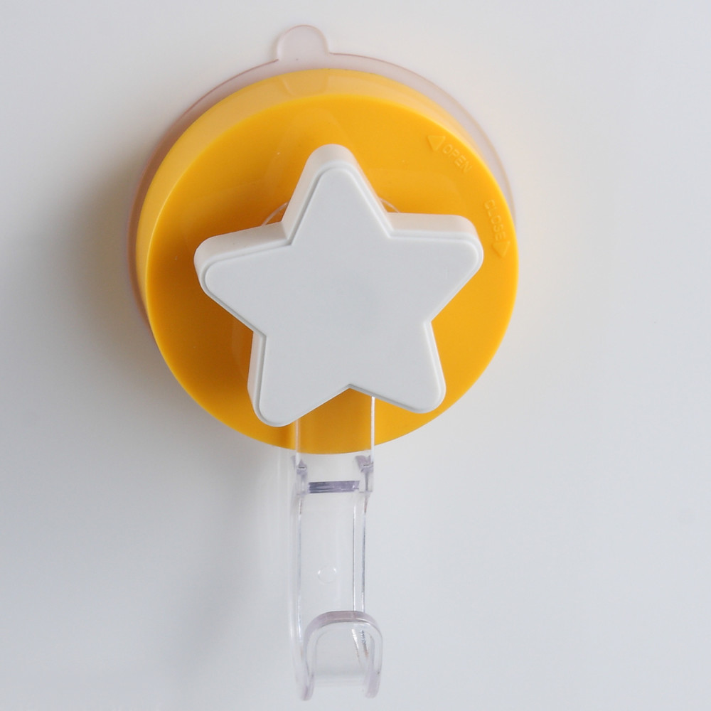 Háčik bez nutnosti vŕtania ZOSO Star Yellow