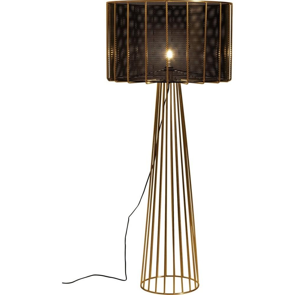 Stojacia lampa Kare Design Wire, výška 150 cm