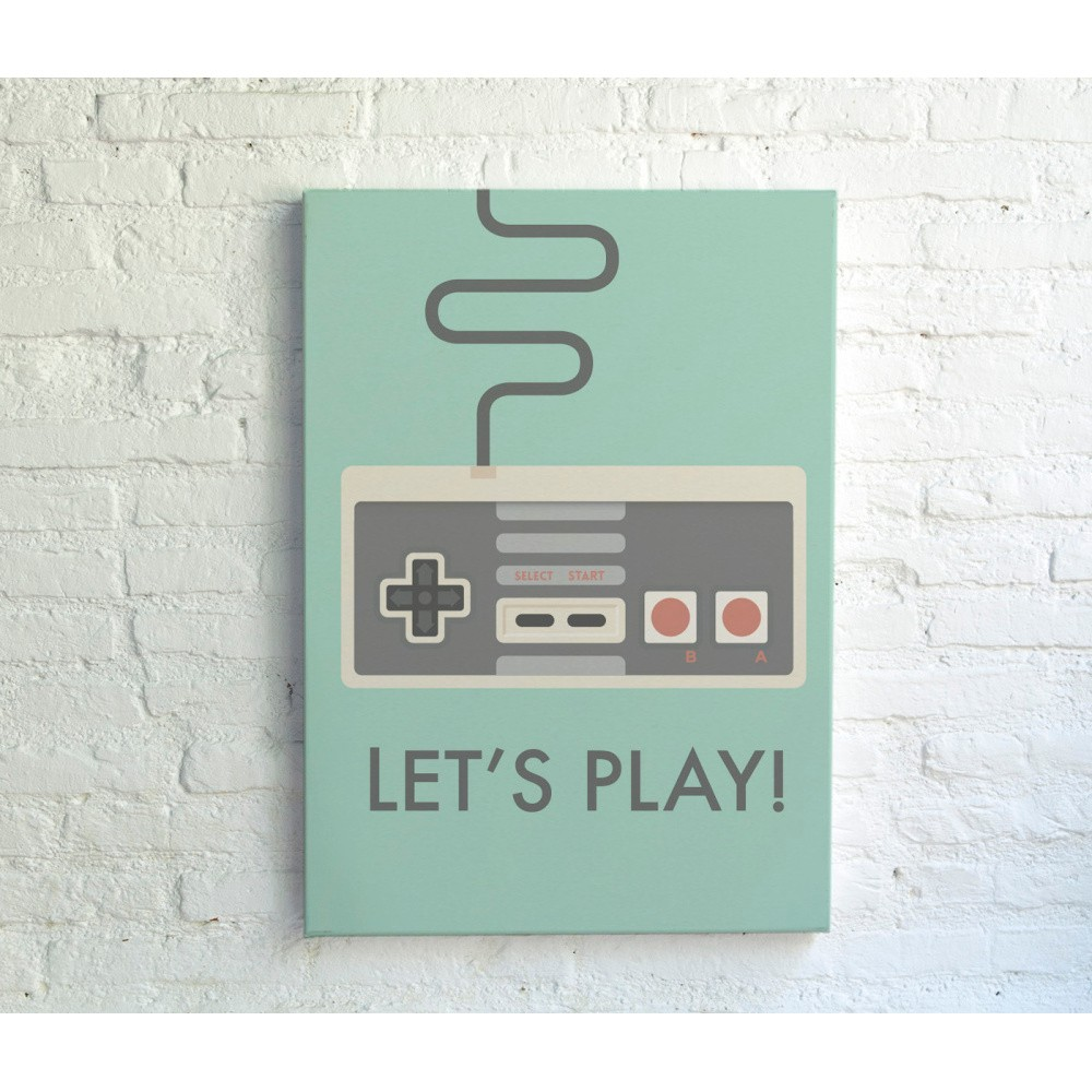 Obraz na plátne Really Nice Things Games, 50×70 cm