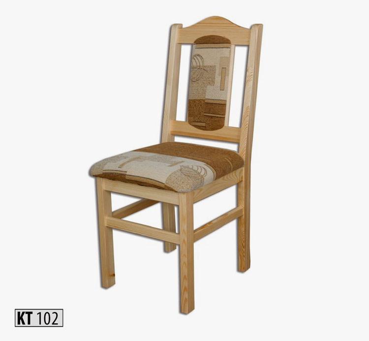 KT102 Jedálenská stolička