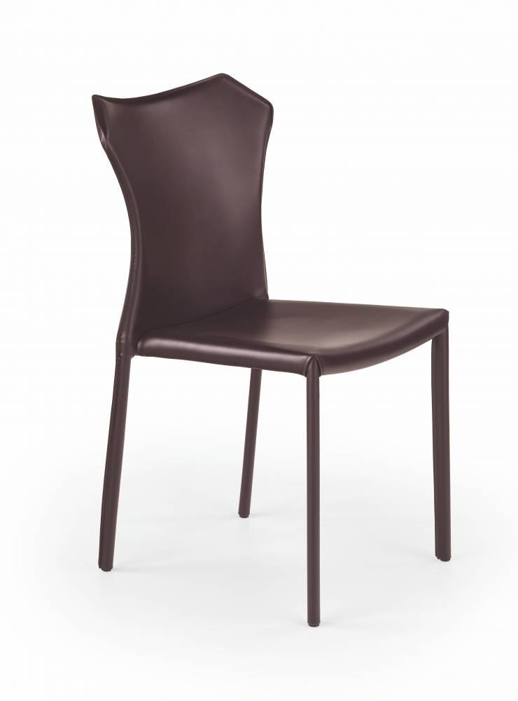 Jedálenská stolička K208 (hnedá)