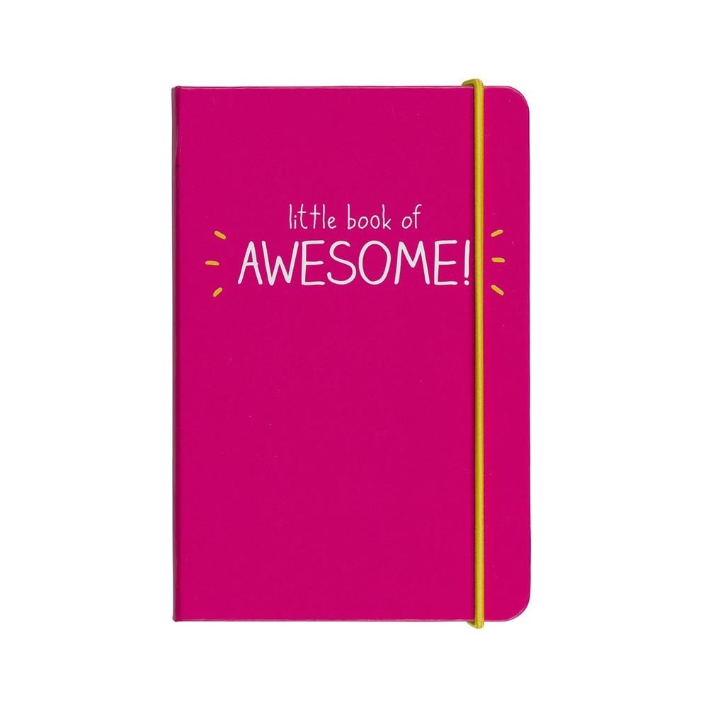 Zápisník A6 Happy Jackson  Little Book of Awesome