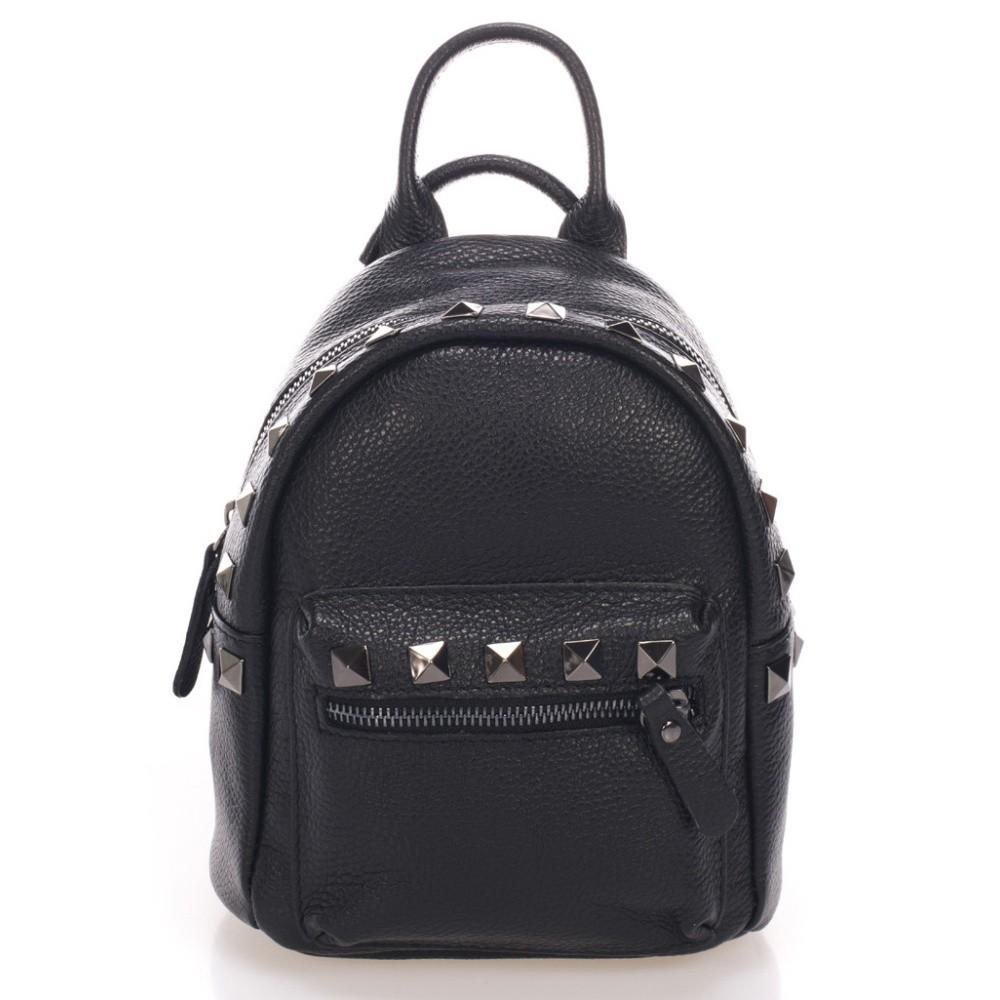Čierny batoh Massimo Castelli Mare