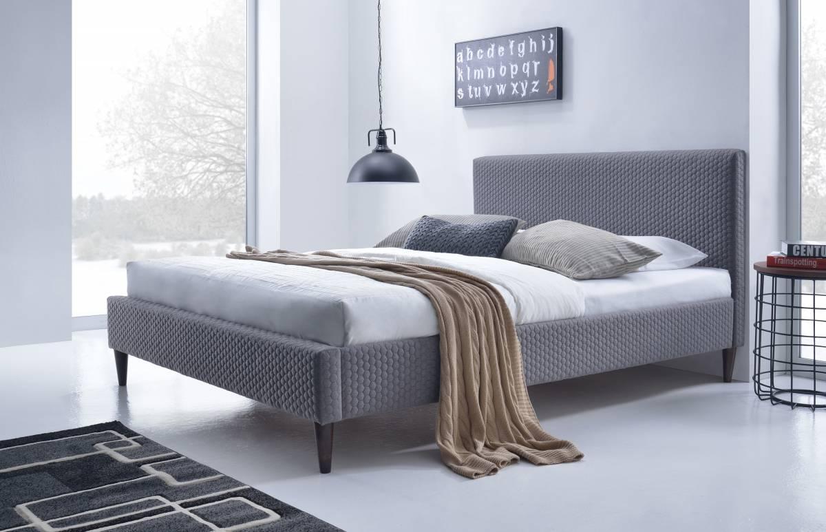 Manželská posteľ 160 cm Flexy (s roštom)