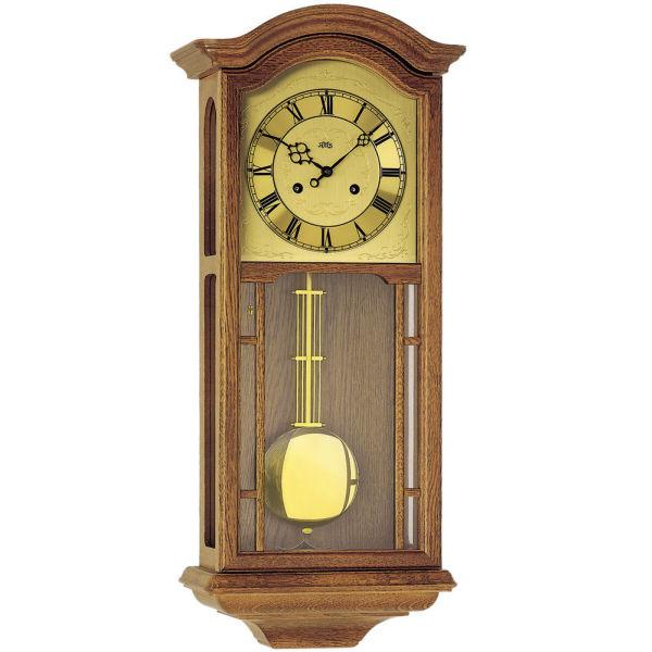 Kyvadlové mechanické nástenné hodiny 650/4 AMS 67cm