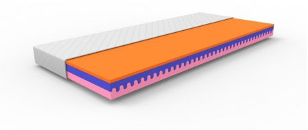 Penový matrac SALOME 200x90 cm (T3)