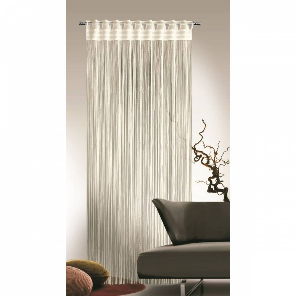 Albani Povrázková záclona Cord krémová, 90 x 245 cm