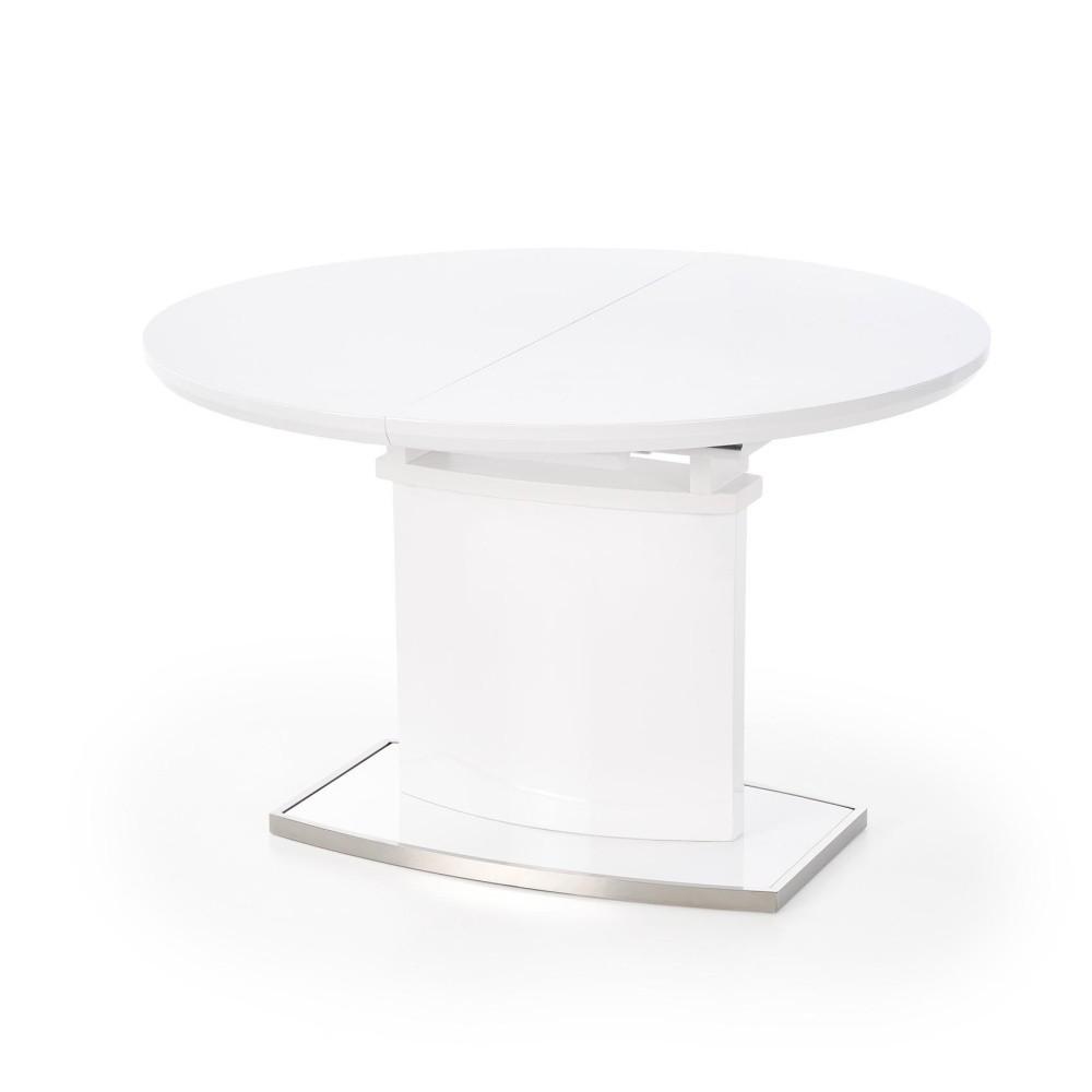 Rozkladací jedálenský stôl Halmar Federico, dĺžka 120 - 160 cm