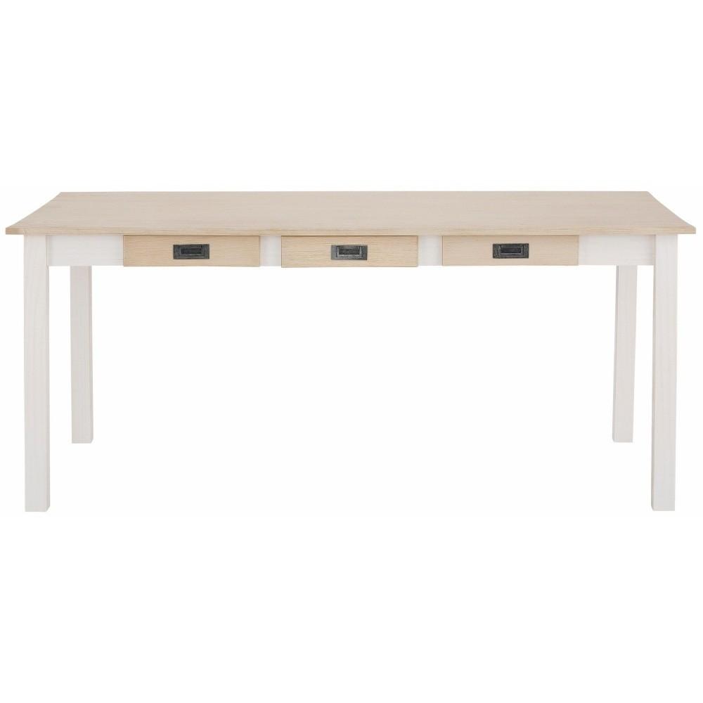 Stôl s 3 zásuvkami Støraa Shields
