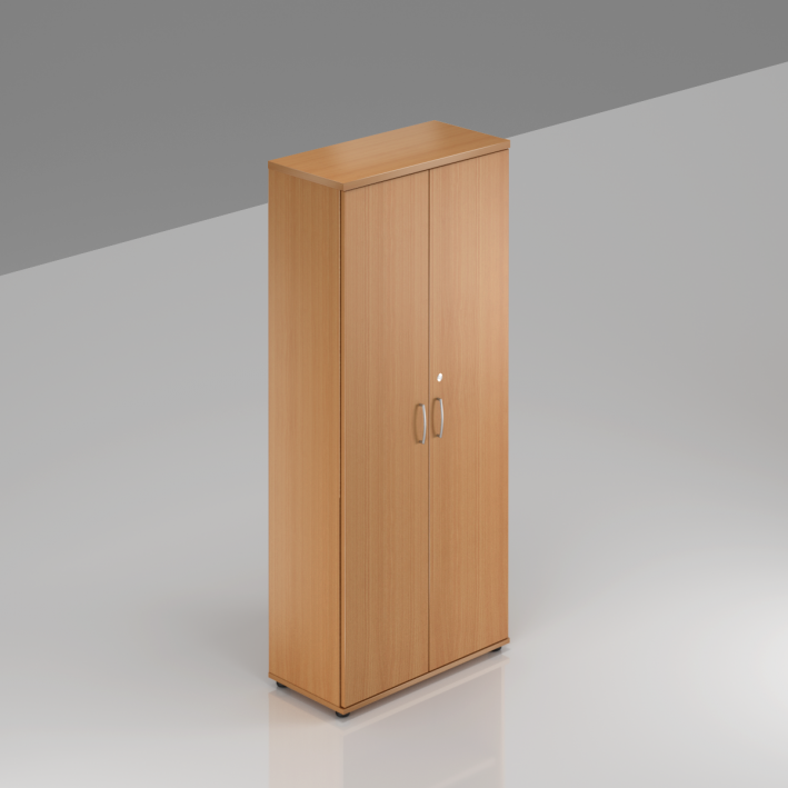 Rauman Kancelárska skriňa Visio, 80x38,5x183,5 cm, dvere 5/5 S585 11