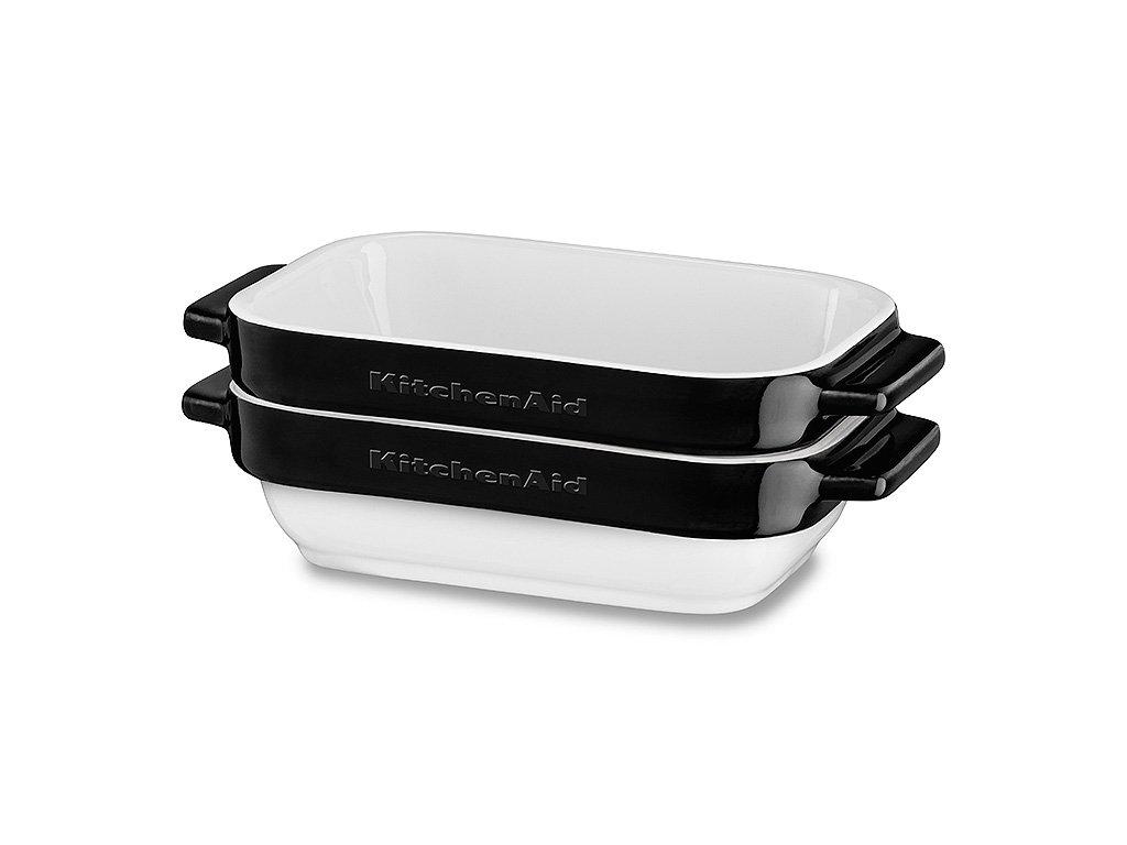 KitchenAid KBLR02MBOB keramické pečící misky 0,47l 2ks
