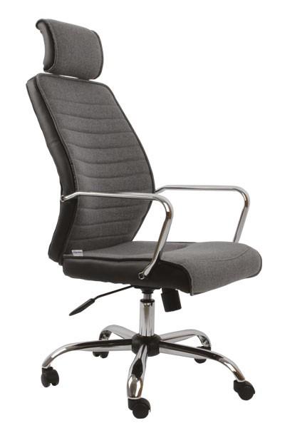 Bradop Kancelárska stolička šedá ZK74-S