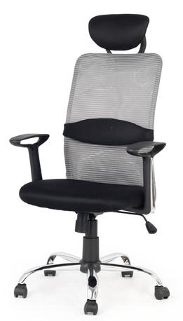 Kancelárska stolička Dancan šedá