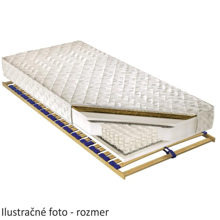 TEMPO KONDELA PALMEA 160x200 cm matrac - pružinový