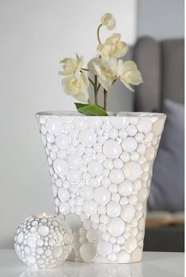 Váza GOPS - biela