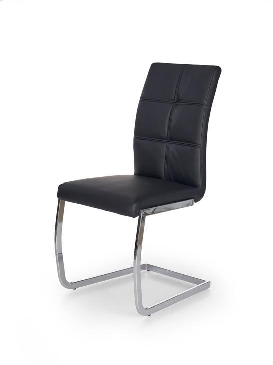 Jedálenská stolička K228 (čierna)