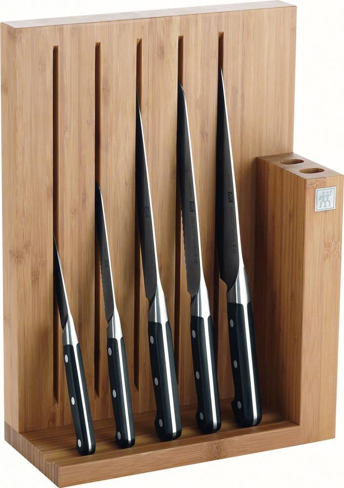 Zwilling Pro magnetický blok s nožmi - 6 ks