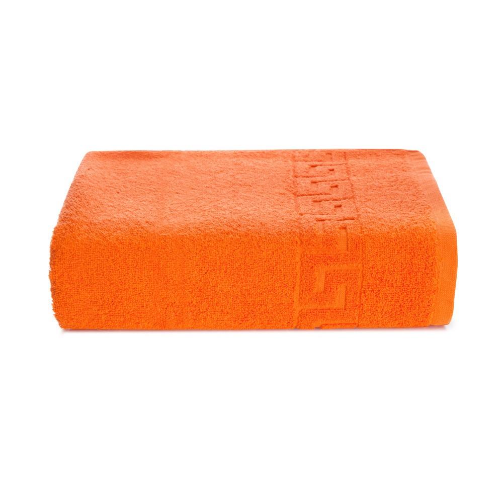 Oranžový bavlnený uterák Kate Louise Pauline, 50 x 90 cm