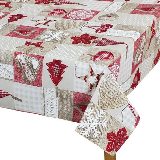Bellatex Obrus Ľudové Vianoce, 70 x 70 cm